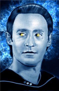 Data (Star Trek TNG) ❤️