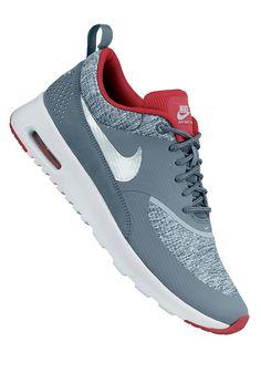 Nike Air Max Thea Grau Rot