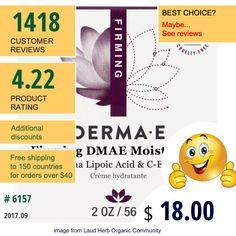 Derma E #DermaE #SkinFormulas #Dmae