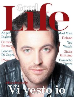 So proud of my new cover on Good Life!