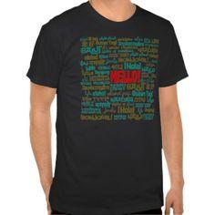 Just SOLD! - Hello (Multi Language) T Shirt