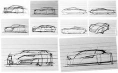 Vehicle thumbnails and proportion studies from 2009.James Owen Design#design #industrialdesign #visual #designlife #sketching #sketches #designer #technique #designsketch #sketchoftheday #productdesign #productdevelopment #vision #carsketch #automotivesketch
