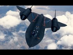 """The Lockheed SR-71 """"Blackbird"""" is a long-range, Mach 3+ strategic reconnaissance aircraft that was operated by the United States Air Force.[2] It was developed as a black project from the Lockheed A-12 reconnaissance aircraft in the 1960s by Lockheed and its Skunk Works division...."""