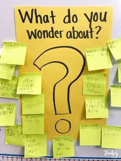 Genius Hour wonderings