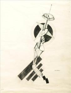 Constructivist: Ella Bergmann-Michel