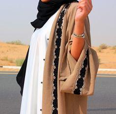 IG: Eden.Abaya || IG: BeautiifulinBlack || Abaya Fashion ||