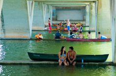 Summer Under the Bridge  Austin TX by JamalWilliams on Etsy