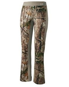 cf661cffdc Cabela s Women s OutfitHER® Lifestyle Pants   Cabela s- I prefer the real  tree and the outfitter camo.