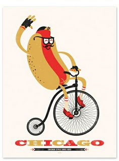 chicago hot dog! #startlemenow #startle #forbestravelguide