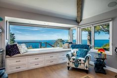 $3495000 - 150 Oak Way, Outside Area (Inside Ca) 93923 - 4 beds / 4 baths #monterey #montereyhomes #montereyrealestate #montereyrealtor #93923 #Outside Area (Inside Ca) #montereyProperties Offering captivating ocean views and nestled privately just above the Highlands Inn, this two bedroom home with two guest quarters is the perfect Carmel retreat. Recently renovated, the main home evokes a sense of Carmel Highlands with accents of the coast thoughtfully placed throughout the design. The guest h Carmel California, Monterey California, California Real Estate, California Homes, Monterey Park, Monterey County, 1st Avenue, Carmel By The Sea, Real Estate Services