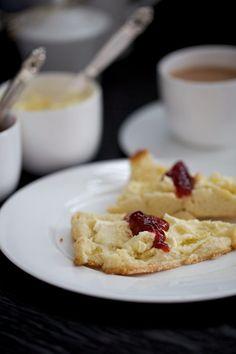 Cream Tea:  A Proper Cup of Tea with Cream Scones, Homemade Clotted Cream, & Jam