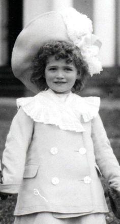 Grand Duchess Maria Romanov.