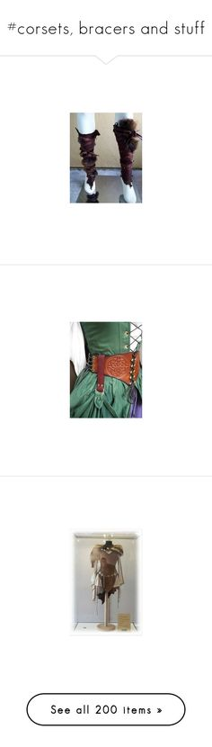 """""""#corsets, bracers and stuff"""" by ronnie-555 on Polyvore featuring outerwear, jackets, suede motorcycle jacket, biker jacket, suede biker jacket, brown cropped jacket, suede moto jacket, motorcycle jacket, quilted jackets and zip up jackets"""