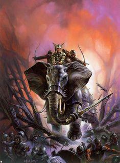 Ken Kelly - Legends of Fantasy Art vol.2