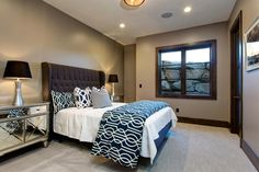 Lane Myers Construction Utah Custom Home Builders Promontory Community Park City Utah Luxury Custom Homes #customhomebuilder #lanemyers #lanemyersconstruction #utah #craftsman #customhomes #utahhomebuilders #utahcustomhomes #utahcustomhomebuilder #luxuryhomes #vacationhome #realestate #mountainhome #basement #bedroom #guestroom