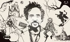 Which Tim Burton Character Are You? Alice