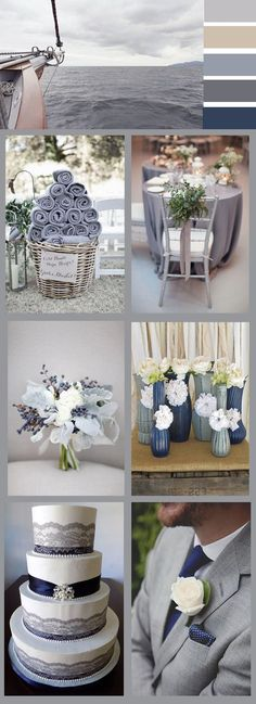 After a cold winter, spring is coming on the way. We are agreed that it is a wonderful and sweet season for weddings. Just think about it, bathing in the warm weather, flower everywhere, love promise filled in the air…Everything is beautiful. In today's post, we're sharing the top 10 wedding color combination ideas for 2017 spring. Scroll down and get inspired! Enjoy!