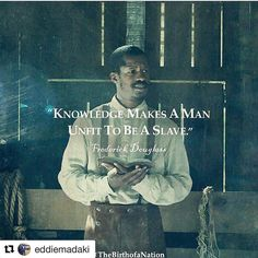 """#ICYMI @eddiemadaki. Coming to @genesiscinemas this week!  PAUSE! Please read.  A couple of weeks ago I had the honor to watch a private screening of the Sundance Film festival's biggest success story """"BIRTH OF A NATION """". This movie is in my own words the perfect example of a soul gripping and emotional imbalance for the fight we face towards total freedom from racism and racial oppression. The movie is set in the 1800's and is basically a pure work of art .  For emotional people you would…"""
