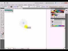 Видео урок по Adobe Illustrator - урок 19 Рисование линий