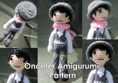 Craft Sauce: The Onceler Amigurumi Pattern - From The Lorax