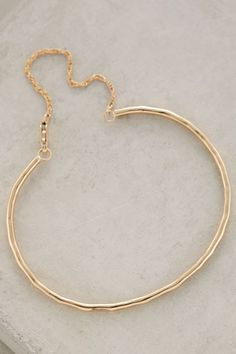 Chained Cuff Bracelet - #anthrofave