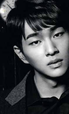 Onew - Korean men's lips are so full and kissable... And with voices like warm, dripping honey...  They are tortuous...