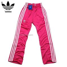 Cambridge Adidas Originals Mens Training Pants Pink White Best Selling This Year