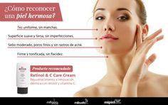 ¿Quieres saber cómo reconocer una #piel #hermosa? #Beauty #Belleza #Mujer #SkinCare