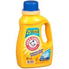 En Walmart puedes conseguir los detergente liquido Arm & Hammer 50 oz a $2.87 regularmente. Compra (1) y utiliza (1) cupón de $1.00/1 al ..