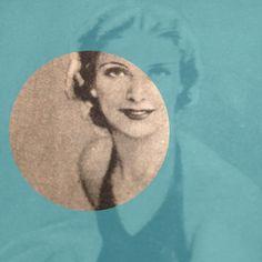 Faces by Elsa Godon collage designer