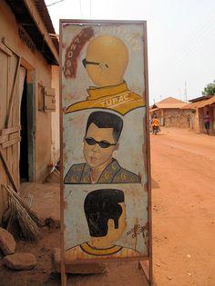 Benin Barber