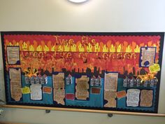 Great Fire of London Year Two KS1