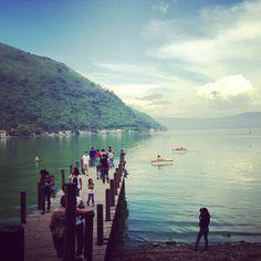 Lago De Amatitlan