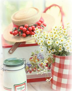 Sweet Country Life ~ Simple Pleasures ~ Picnic time..
