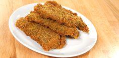 Crispy Fried Dill Pickles