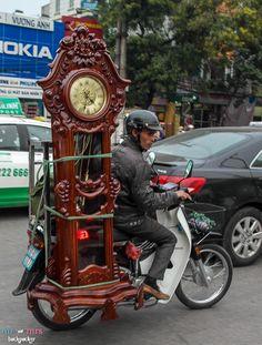 33 Things on Bikes in Vietnam
