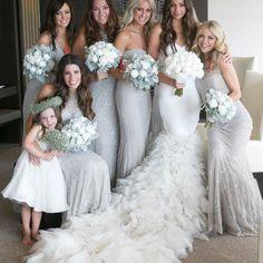 Perfect Wedding, Dream Wedding, Wedding Day, Wedding Hacks, Wedding Ceremony, Silver Winter Wedding, Grey Wedding Theme, Summer Wedding, Decor Wedding