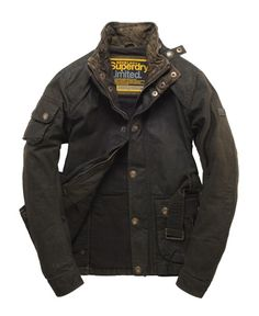 wax canvas jacket superdry | Sorry, this video is not compatable with your device.