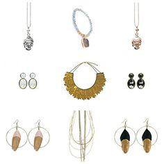 Dags för dop, bröllop, student, fest eller kalas? Sommar brukar betyda att det dyker upp fler tillfällen än vanligt att klä upp sig och hos oss hittar du smycken till alla festligheter! #ruthochgreta #livsstilsbutik #smycken #fest