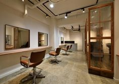 ajan-toto 設計・デザイン実績 WHATS Inc./株式会社ワッツ 美容室サロンの設計・内装・デザイン