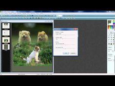 Jak na jednoduchou prezentaci ve Photofiltre studio X - YouTube