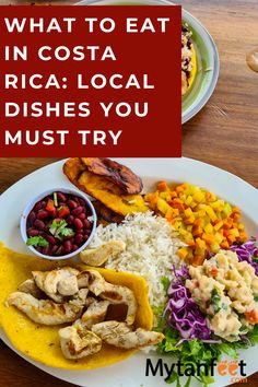 Travel Guides, Travel Tips, Costa Rican Food, Living In Costa Rica, Costa Rica Travel, Travel Plan, Travel Information, Fun Activities, Beautiful Places