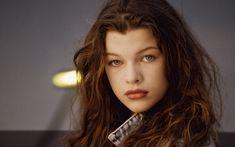 Картинки по запросу milla jovovich young