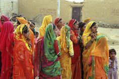 Mujeres en Puskar