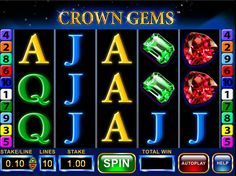 Wir haben sie gerade hinzufügt online Spielautomaten Spiel Crown Gems - http://freeslots77.com/de/crown-gems/