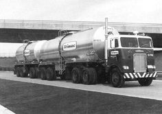 Big Rig Trucks, Semi Trucks, Old Trucks, Cab Over, Nice, School, Vehicles, Vintage, Car