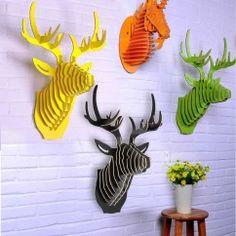 DIY Deer Head | MegaGadgets
