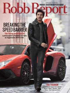 Stylist Christopher Campbell creates a chic street style narrative for the September 2015 issue of Robb Report. Spanish model Andres Velencoso Segura fulfills the role of the stylish man as he steps out in photos captured by photographer Dean Isidro. Showing a smart approach to fall suiting and outerwear, tailored styles are presented in a...[Read More]