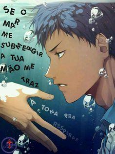 Aomine Daiki - Kuroko no Basuke - Image - Zerochan Anime Image Board Kuroko No Basket, Hot Anime Guys, Anime Love, Manga Art, Manga Anime, Otaku, Generation Of Miracles, Cartoon Man, Kuroko's Basketball
