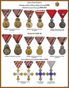 I NOSTRI AVI • Leggi argomento - Tavole ordini AUSTRIA-UNGHERIA (Nuove) Austrian Empire, Austro Hungarian, Emblem, Drop Earrings, Awards, Victorian, Jewelry, Badges, Badge